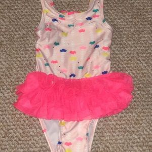 18 month bathing suit for girls
